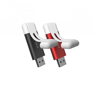 Adam Elements iKlips II - Apple Lightning Flash Drive - 128GB