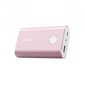 Anker PowerCore+ 10050 pink