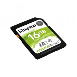 KingSton Canvas Select SD 16GB