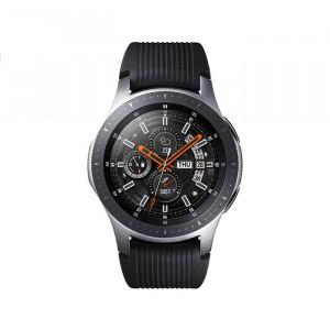 ساعت هوشمند گلکسی سامسونگ سایز 46 میلی متر نقرهای مشکی