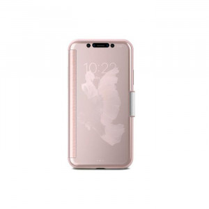 Moshi StealthCover iPhone X clear view smart case