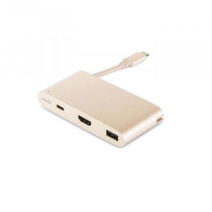 مبدل USB-C Multipor موشی
