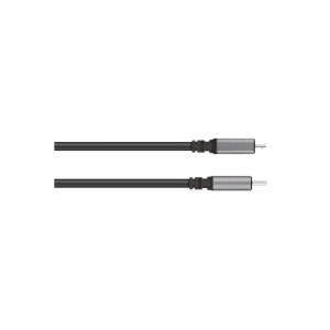 کابل تبدیل USB-C به  Micro-B مشکی
