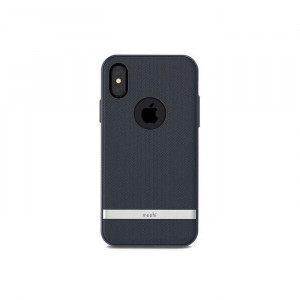Case Vesta Moshi iPhone X black