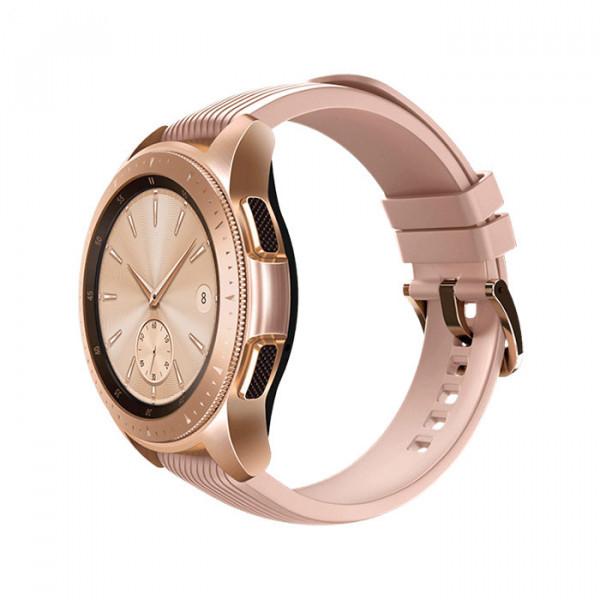 ساعت هوشمند گلکسی سامسونگ سایز 40 میلیمتر مدل SM-R830 رنگ رزگلد