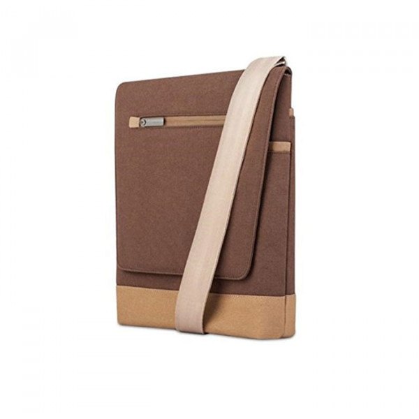 Vertical Messenger Moshi brown