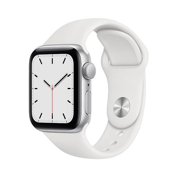 ساعت هوشمند سری SE سایز 40 میلیمتر اپل با بند سیلیکونی