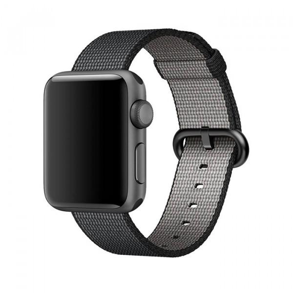 بند ساعت اپل مشکی