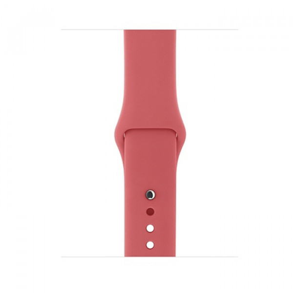 Apple Watch pink band