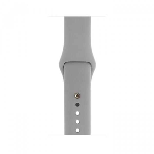 Apple Watch gray band