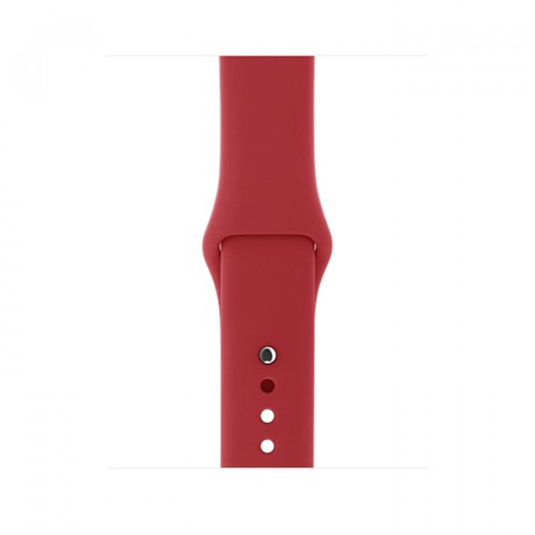 Apple Watch red band