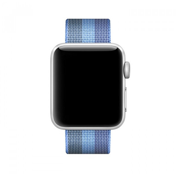 Apple Watch blue band