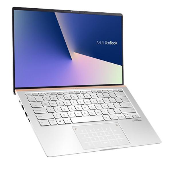 لپ تاپ 14 اینچی مدل Ux433FLC سفید ایسوس با ظرفیت 512 گیگابایت