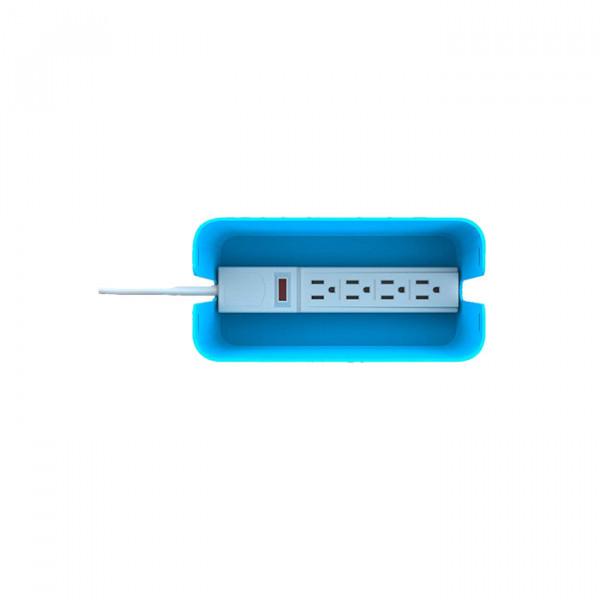 محفظه نگهدارنده کابل Blue Lounge آبی