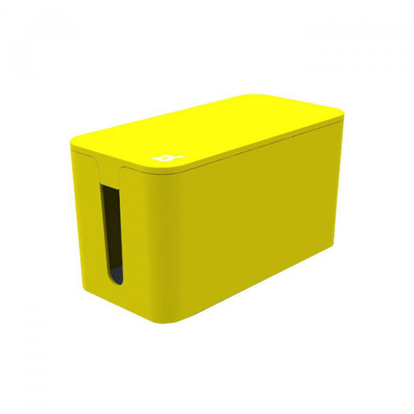 Blue Lounge Cablebox Mini yellow