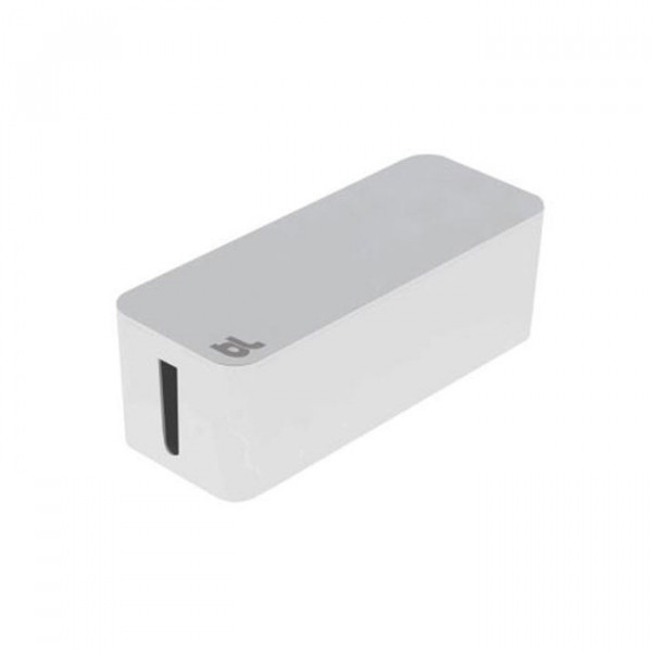 Blue Lounge Cablebox white