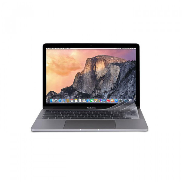 Moshi ClearGuard MB without Touch Bar Clear EU Layout