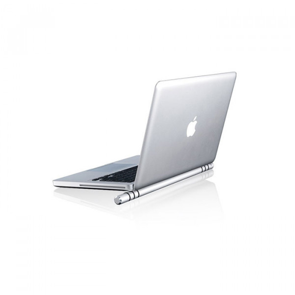 Just Mobile Cooling Bar™ Metal Laptop Stand