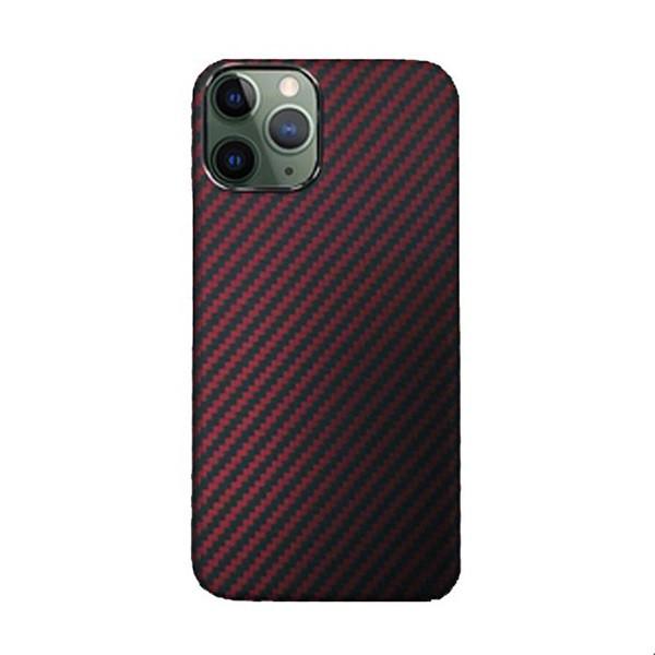 قاب موبایل مدل AspidaCase قرمز مناسب برای آیفون 11 پرومکس دلفی