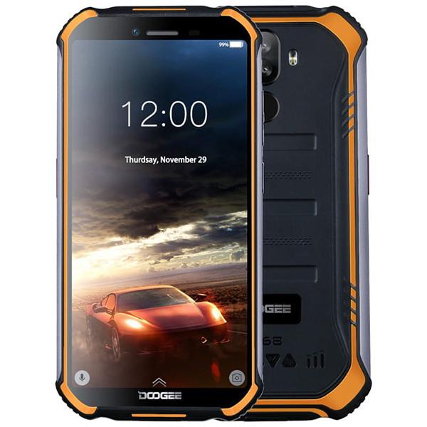 گوشی S40 دوجی با ظرفیت 16 گیگابایت