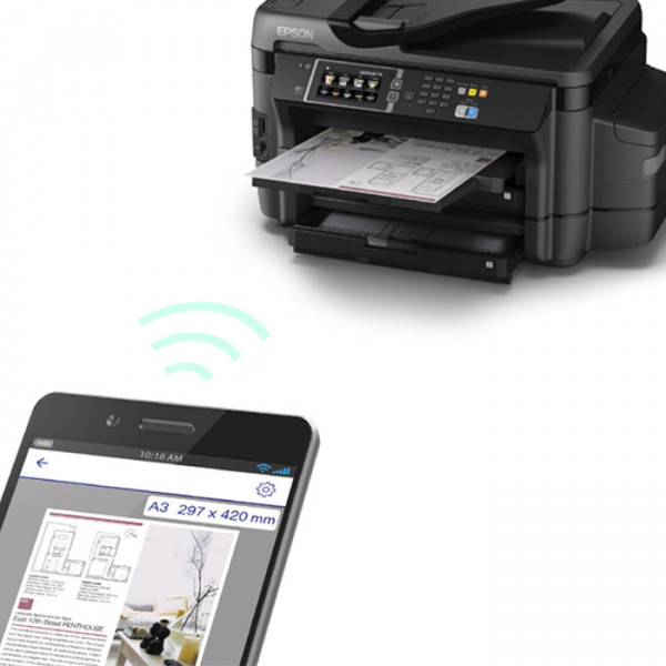 Epson L1455 Wi Fi Duplex Multifunction Inkjet Printer