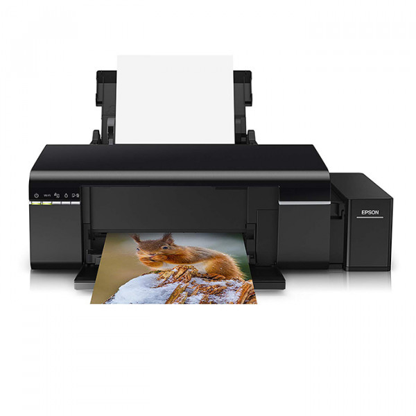 پرینتر جوهرافشان اپسون ال L805w | EPSON L805w InkJet Printer