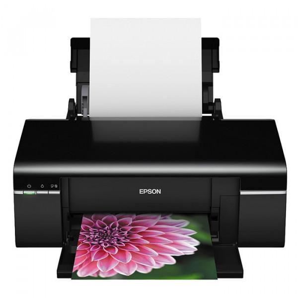 Epson Stylus Photo T60 Inkjet Photo Printer