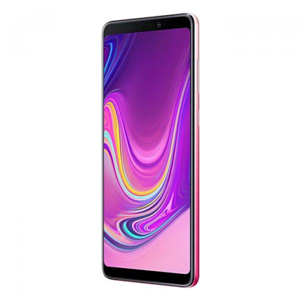گوشی گلکسی A9 صورتی سامسونگ با ظرفیت 128 گیگابایت مدل 2018
