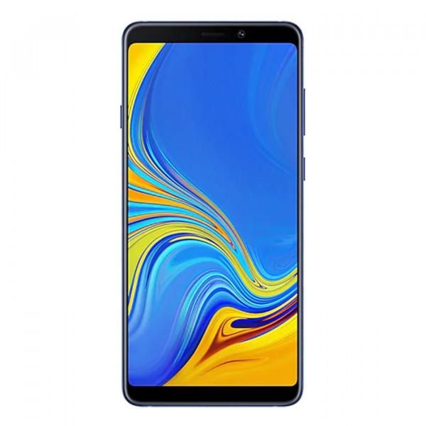 گوشی گلکسی A9 آبی سامسونگ با ظرفیت 128 گیگابایت مدل 2018