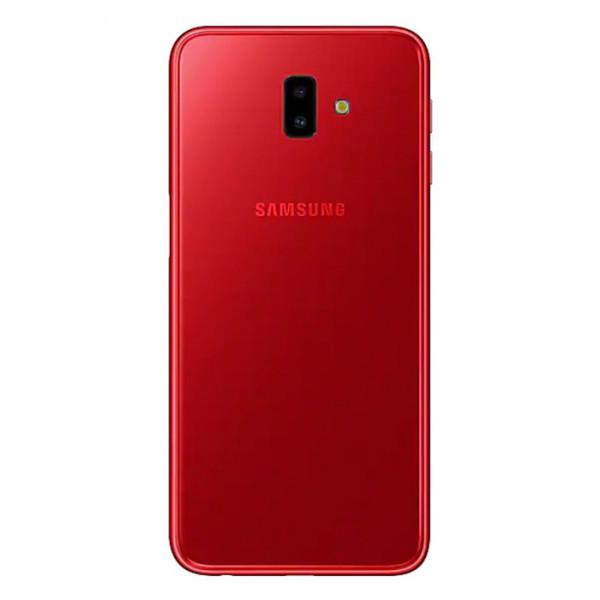 Samsung Galaxy J6 plus red