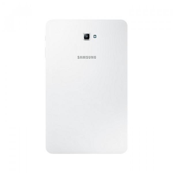 تبلت 10.1 اینچی گلکسی T585 سفید سامسونگ با ظرفیت 16 گیگابایت 2016 مدل 4G
