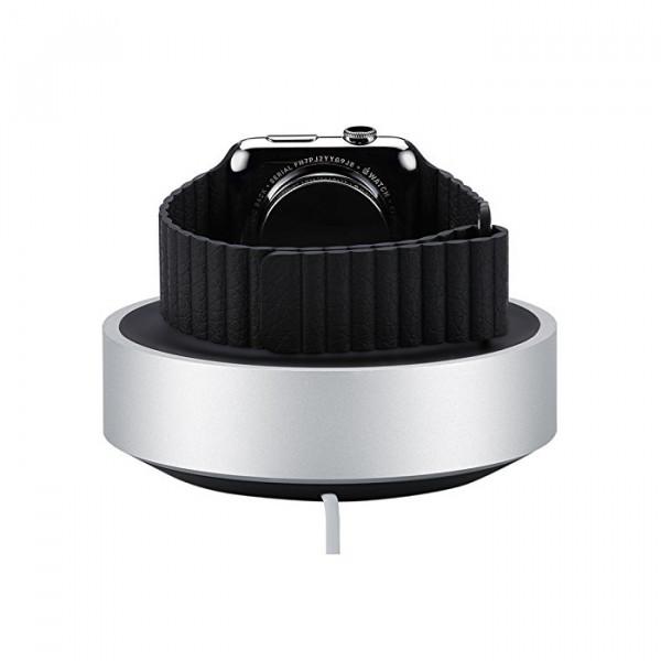 پایه نگهدارنده و شارژر اپل واچ JM مدل HoverDock