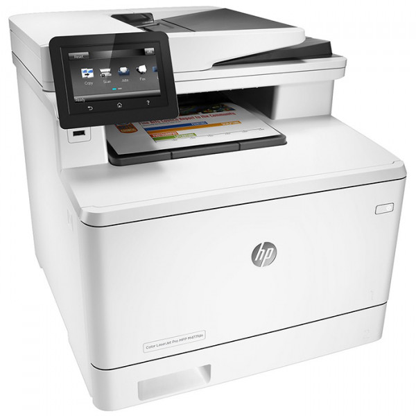 printer HP M477fdn Color LaserJet