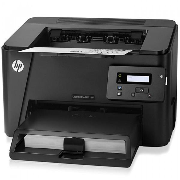 HP M201DW LaserJet Pro Printer Black