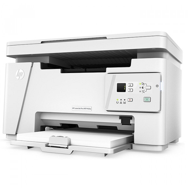 HP MFP M26a LaserJet Pro Personal Laser Multifunction Printers White