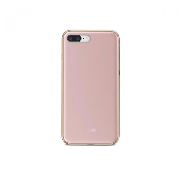 Moshi iGlaze iPhone 8+/7+ pink