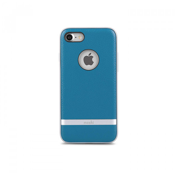 قاب Moshi iGlaze iPhone 8/7 آبی