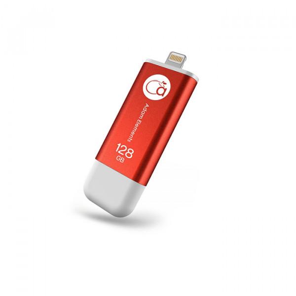Flash Drive Adam Elements iKlips red