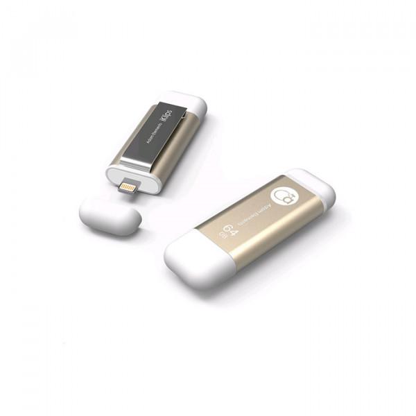 فلش درایو آدام المنتس 64GB iKlips