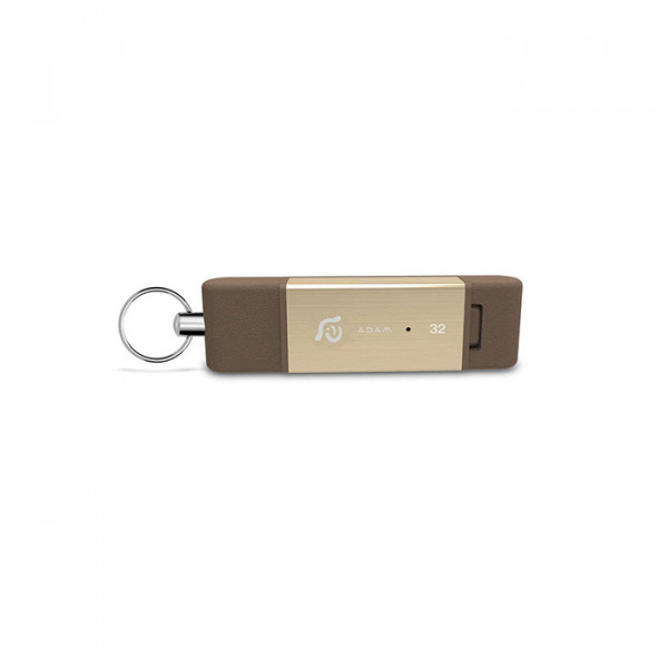 Flash Drive 32GB Adam Elements gold