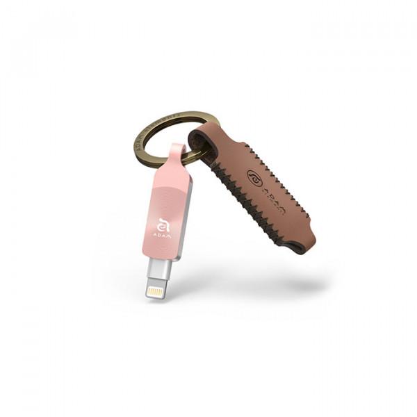 Flash Drive Adam Elements iKlips Duo+ pink