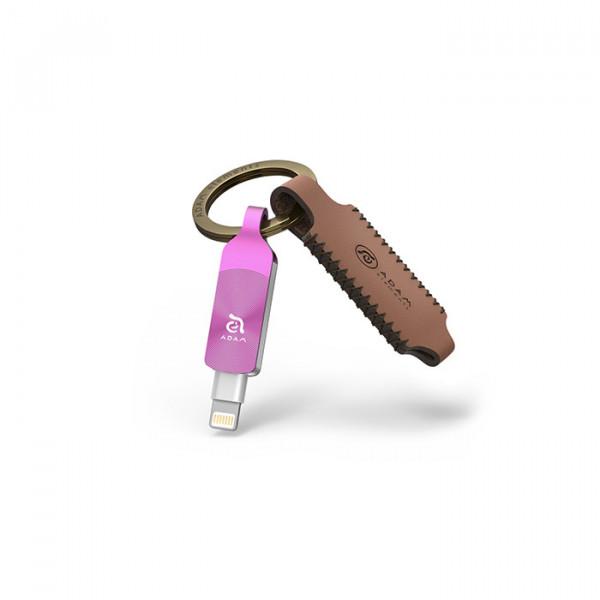 Flash Drive Adam Elements iKlips Duo+ purple