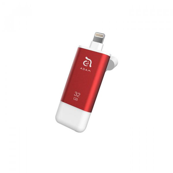Adam Elements iKlips II - Apple Lightning Flash Drive - 32GB