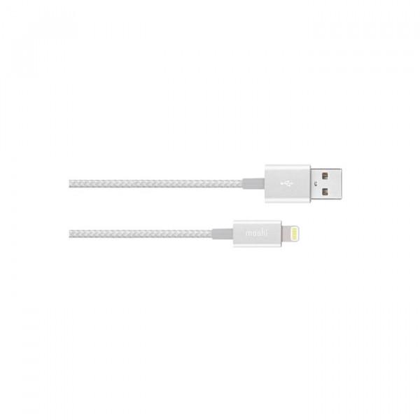 کابل USB-A Charge موشی +Lightning connector