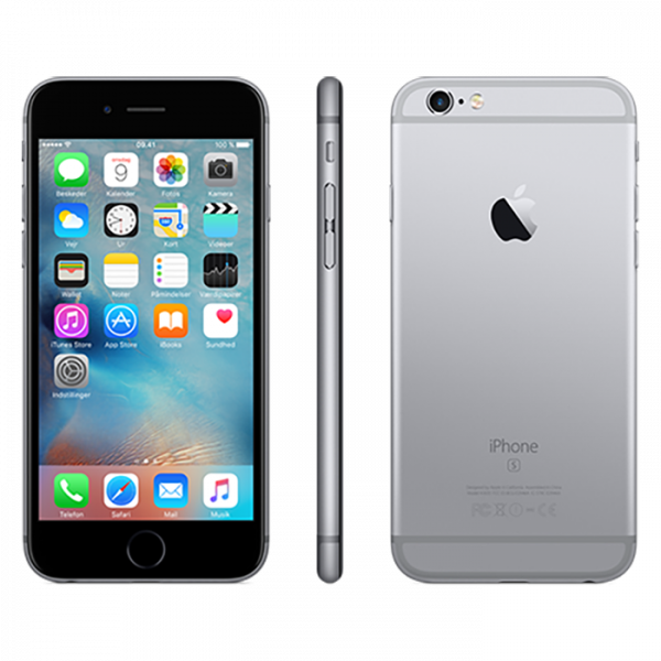 گوشی آیفون 6s پلاس با ظرفیت 128 گیگابایت