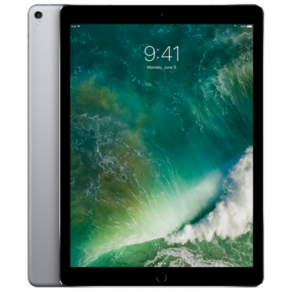 ipad pro space gray
