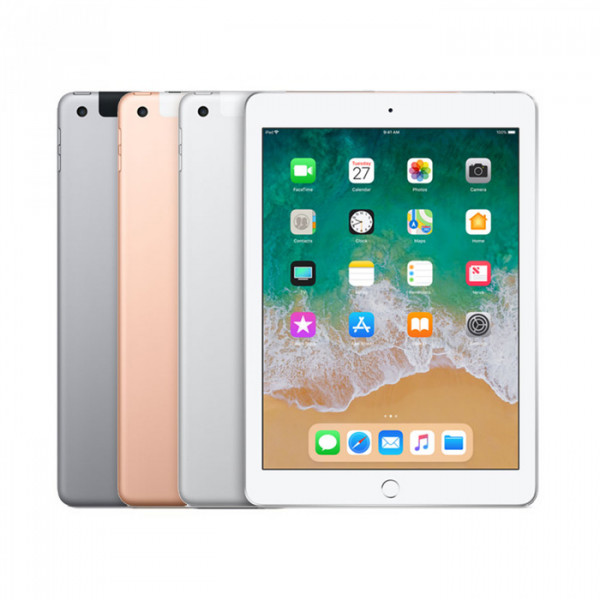 apple iPad 9.7 silver