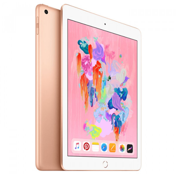 آیپد 9.7 اینچی طلائی با ظرفیت 128 گیگابایت 2018 مدل WiFi