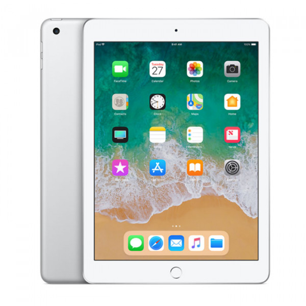 apple iPad 9.7 silver