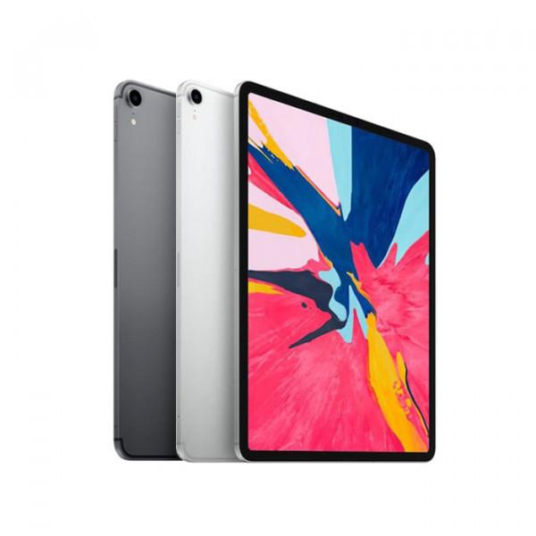 آیپد پرو 12.9 اینچی خاکستری با ظرفیت 256 گیگابایت 2018 مدل 4G
